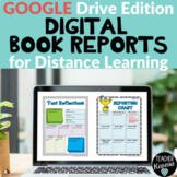 Digital Book Reports Distance Learning Google Drive
