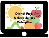 Digital Book Unit: The Very Hungry Caterpillar- Distance Learning