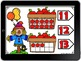 Digital Boom Cards Apple Ten Frames