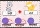 Boom Cards ELA Spelling Rules DOUBLING RULE 1 – 1 – 1