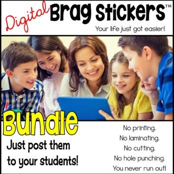 Digital Brag Tags