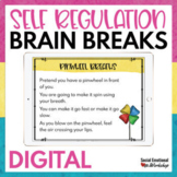 Digital Brain Breaks for Self Regulation During Distance Learning