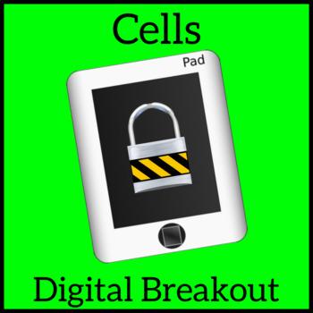 Digital Breakout: Cells - Unlock the Box - Escape Room