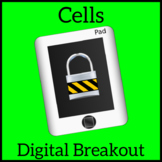 Digital Breakout: Cells - Unlock the Box - Escape Room