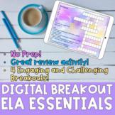 Digital Breakout ELA Essentials