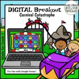 Digital Breakout Escape Room (Google Form) End of Year 2nd Grade