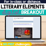 Literary Elements Digital Breakout