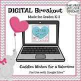 Digital Breakout Escape Room - Valentine's Day Digital Breakout