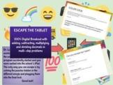 Digital Breakout - Escape the Tablet