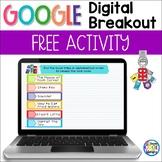 Digital Breakout - FREE Activity using Google Apps