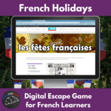 Digital Breakout - French Holidays