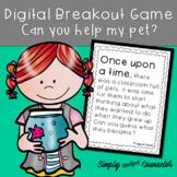 Digital Breakout Game - No Locks Needed!