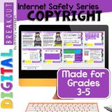 Digital Breakout Internet Safety: Copyright