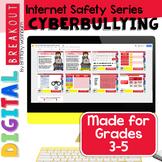 Digital Breakout Internet Safety: Cyberbullying