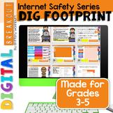 Digital Breakout Internet Safety: Digital Footprint
