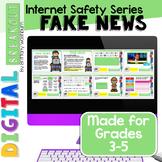 Digital Breakout Internet Safety: Fake News