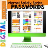 Digital Breakout Internet Safety: Passwords