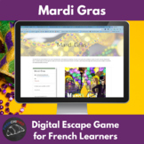 Digital Escape - Mardi Gras