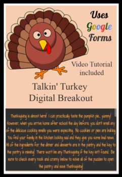 Digital Breakout: Talkin' Turkey
