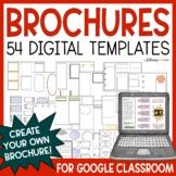 Digital Brochure Templates | Google Classroom