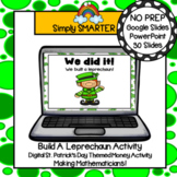 Digital Build A Leprechaun Money Activity For Google Slides