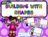 Digital Building with Shapes
