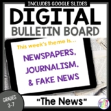 Digital Bulletin Board -- MG News Media -- Distance Learning