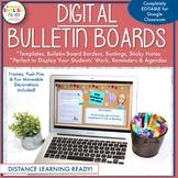 DIGITAL Bulletin Boards, Digital Classroom | Distance Learning