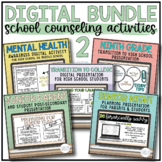 Digital Bundle of School Counseling Resources 2