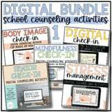 Digital Bundle of School Counseling Resources