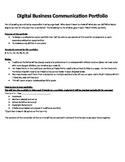 Digital Business Communication Portfolio