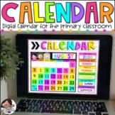 Digital Calendar   PowerPoint + Google Slides   Distance Learning