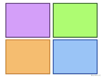 Center Rotation ~ Digital and EDITABLE PowerPoint