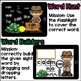 Digital Centers - Sight Word Activities for Google Classroom / One Drive