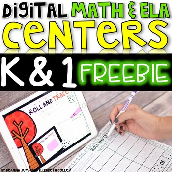 Digital Centers K and 1 FREEBIE