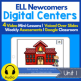 ESL Independent Activities | ELL Distance Learning | ELL G