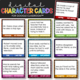 Digital Character Education Task Cards for Google Classroom™