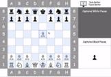 Digital Chess Game for Google Slides or Sheets