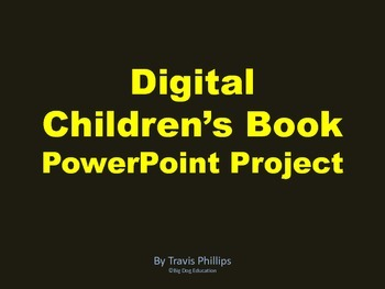 Digital Children's Book
