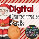 Digital Christmas Activity Pack