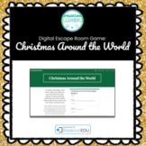 Digital Christmas Around the World Escape Room / Breakout Game