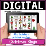 Digital Christmas Bingo Game for Google Classroom   Virtua