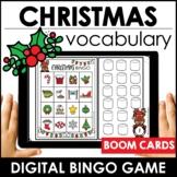 Christmas Bingo Game Boom Cards™   Digital Activity   PAPERLESS