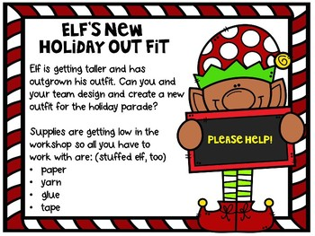 Christmas Elves Metric Measurement Pack