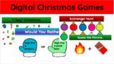 Digital Christmas Games