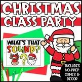 Digital Christmas Games and Activities   Virtual Christmas Party