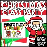 Digital Christmas Games and Activities | Virtual Christmas Party