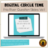 Digital Circle Time Questions Vol 1 | Frio River | Distanc