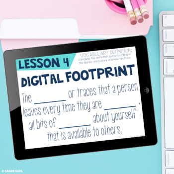 Digital Citizenship Unit