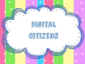 Digital Citizens Posters